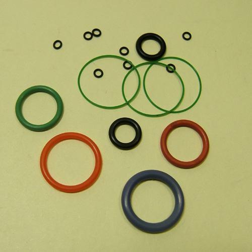 Rubber ringen gamma